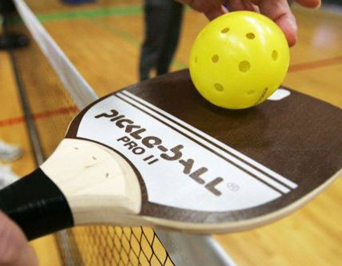 Pickleball Handball Tennis Sports Adult Team Club