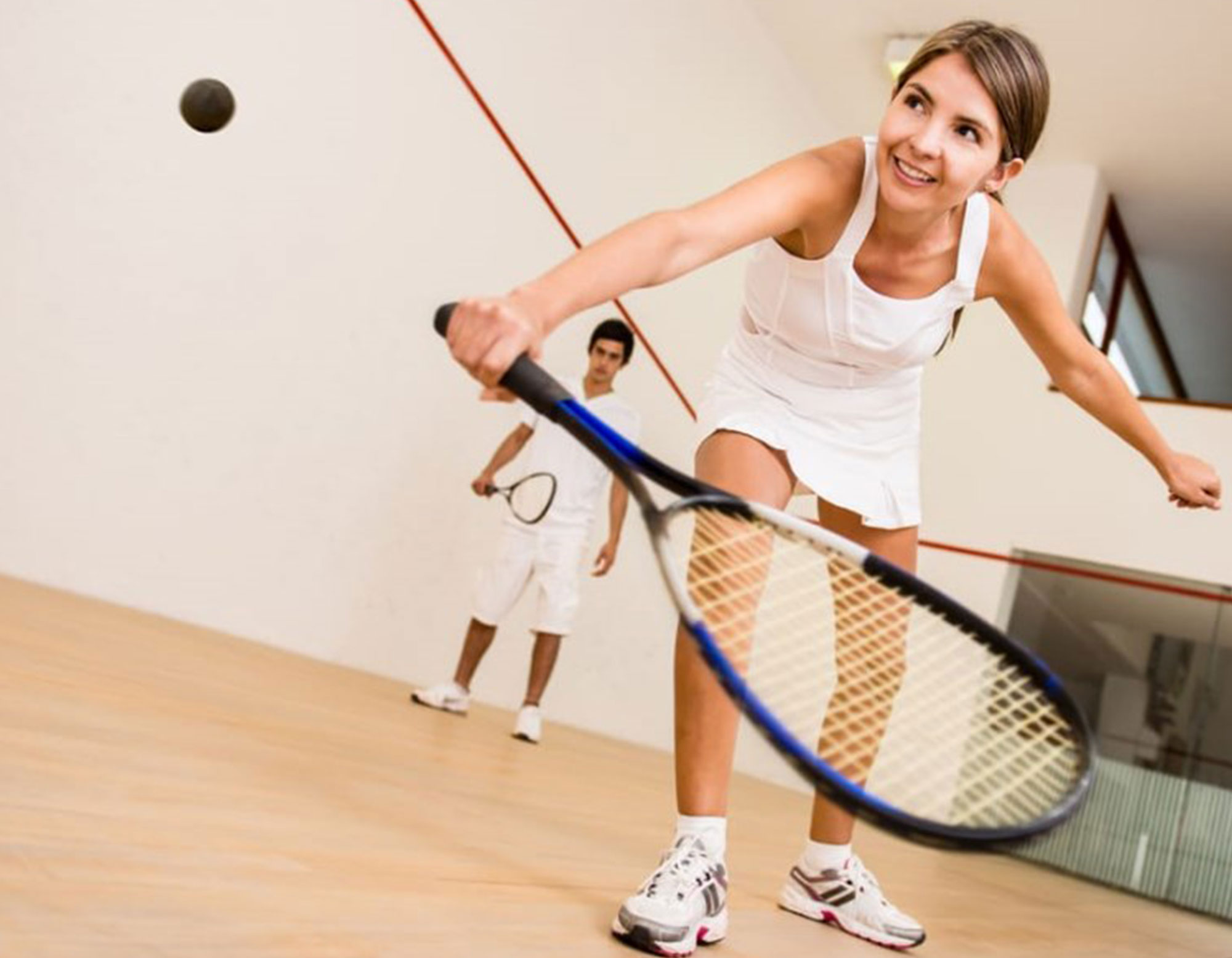 Racquetball Sports Club Adult Pickleball Handball