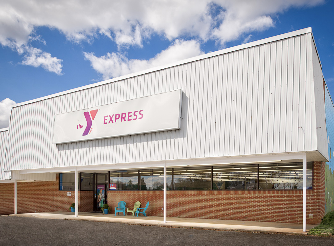 Express Y Location Central Va YMCA