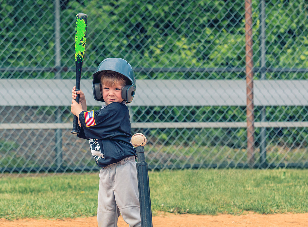 Youth T-Ball and Other Youth Sports Programs at the YMCA