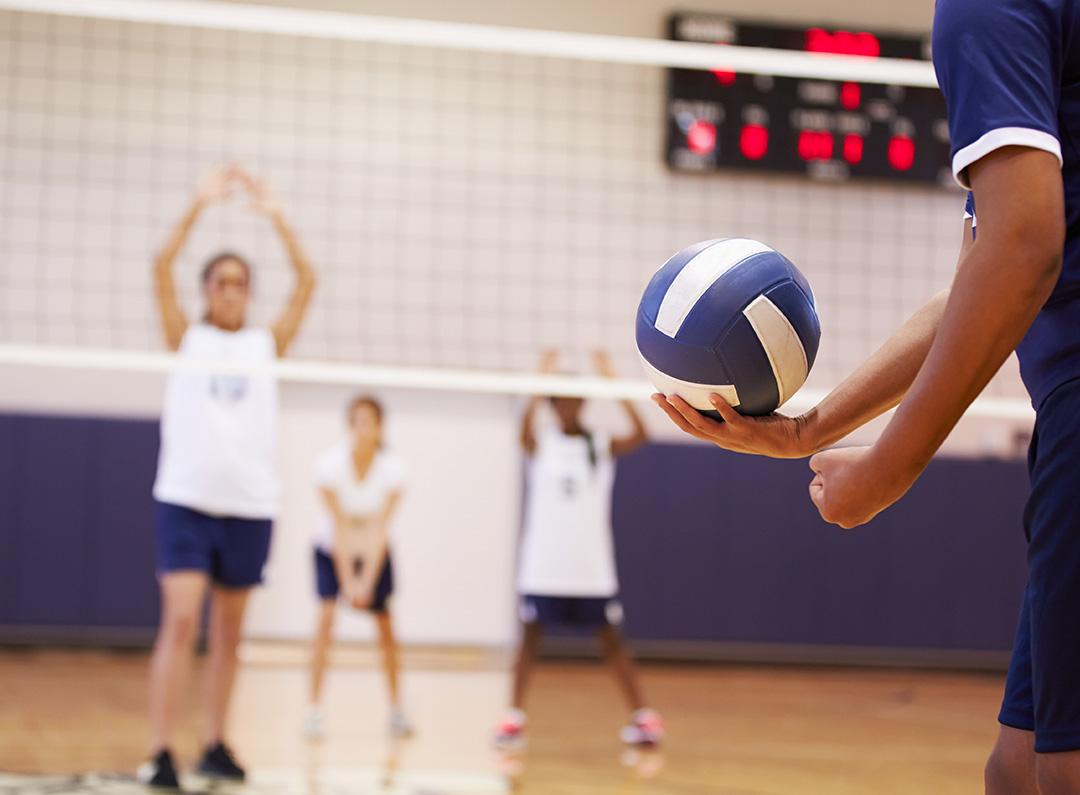 Adult Volleyball Ymca Of Central Virginia